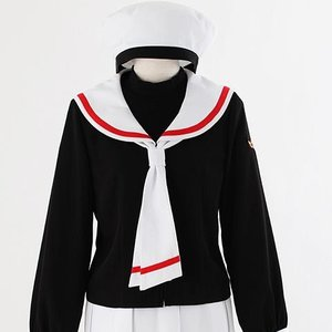 Otaku Apparel & Cosplay / Cosplay Outfits / Cardcaptor Sakura Tomoeda Elementary School Uniform