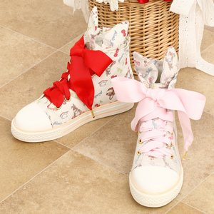 J-Fashion / Shoes / LIZ LISA Picnic Rabbit Sneakers