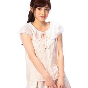 LIZ LISA Embroidered Castle Top