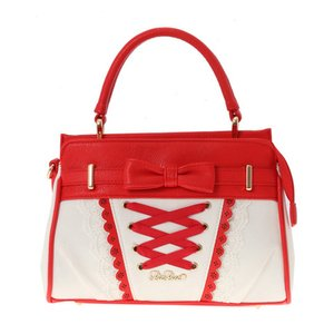 LIZ LISA String Lace Bag