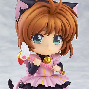 Figures & Dolls / Bishoujo Figures / Chibi Figures / Nendoroid Co-de Sakura Kinomoto: Black Cat Maid Co-de