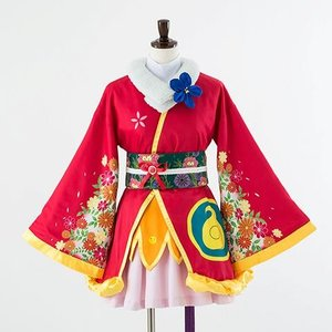 Otaku Apparel & Cosplay / Cosplay Outfits / Love Live! The School Idol Movie Nico Yazawa Angelic Angel Cosplay Outfit