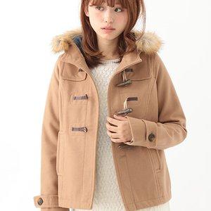 J-Fashion / Coats / earth music&ecology Duffle Coat