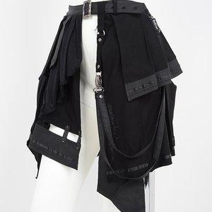 Ozz Croce Side Open Skirt