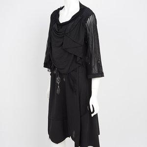 Ozz Croce Stripe Cutsew Dress