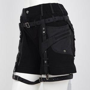 Ozz Croce 2-Way Shorts