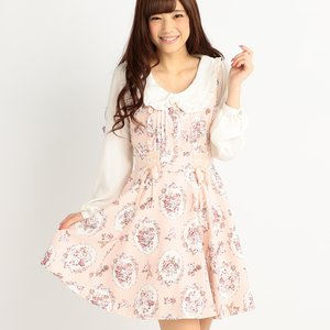 LIZ LISA 16th Anniversary Antique Rose Dress