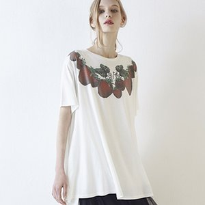 Q-pot. Strawberry Field T-Shirt Dress