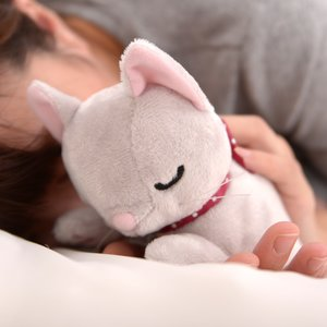 Plushies / Plushie Accessories / [TOM Exclusive] Nemuriale Sleep Aid Kitten (Russian Blue)