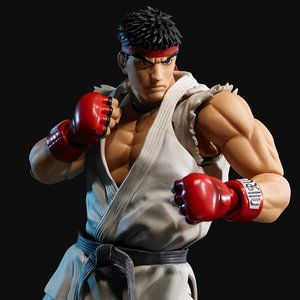 Figures & Dolls / Action Figures / S.H.Figuarts Street Fighter V Ryu