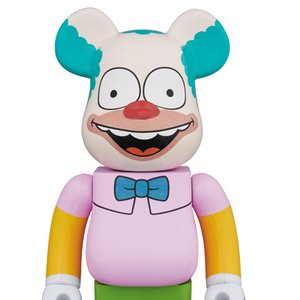 Toys & Knick-Knacks / Collectable Toys / BE@RBRICK The Simpsons Krusty the Clown 400%