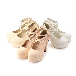 J-Fashion / Shoes / LIZ LISA Flower Motif Pumps