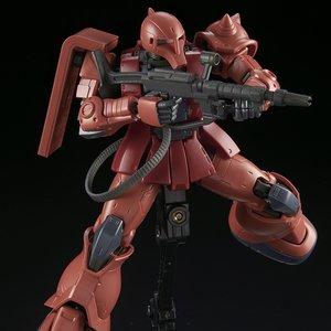 Toys & Knick-Knacks / Plastic Models / HG 1/144 Gundam: The Origin MS-05S Char Aznable's Zaku I