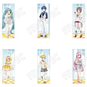 Vocaloid Clear Slim Poster Collection: Nardack Ver.