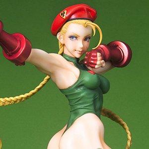 Street Fighter Cammy Bishoujo Statue (Re-run)