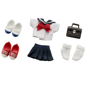 Figures & Dolls / Figure Accessories / Cu-poche Extra: Sailor Uniform School Set
