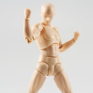 Figures & Dolls / Action Figures / S.H.Figuarts Man DX Set: Pale Orange Color Ver.