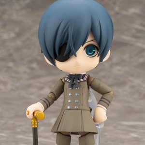 Figures & Dolls / Action Figures / Chibi Figures / Cu-poche Black Butler: Book of the Atlantic Ciel Phantomhive