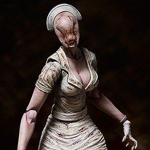 [Winter Campaign 2017] figma Silent Hill 2 Bubble Head Nurse w/ Special Bonus