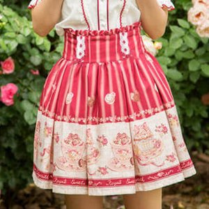 LIZ LISA Sweet Latte Skirt