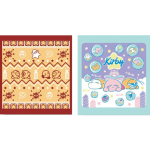 Home & Kitchen / Towels / Kirby's Dream Land Hand Towels