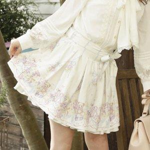LIZ LISA Wrapping Sukapan Skirt