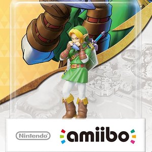 Gaming / Game Accessories / Legend of Zelda: Ocarina of Time Link amiibo