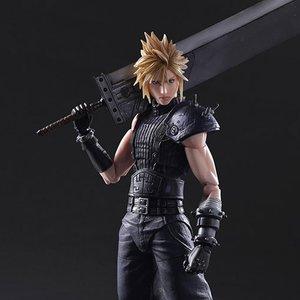 Figures & Dolls / Action Figures / Play Arts Final Fantasy VII Remake: Cloud Strife