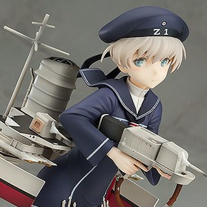 Figures & Dolls / Scale Figures / Bishoujo Figures / Kantai Collection -KanColle- Z1 (Leberecht Maass) 1/8 Scale Figure