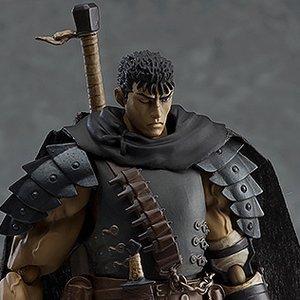 figma Berserk Guts: Black Swordsman Ver. Repaint Edition