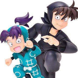 CharaGumin No. 127: Nintama Rantaro Settsuno Kirimaru & Doi Hansuke