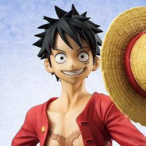 Figures & Dolls / Scale Figures / Portrait.of.Pirates Sailing Again One Piece Luffy Ver. 2 (Re-run)