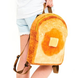 Otaku Apparel & Cosplay / Bags & Wallets / Marude Pan Like a Bread Backpacks