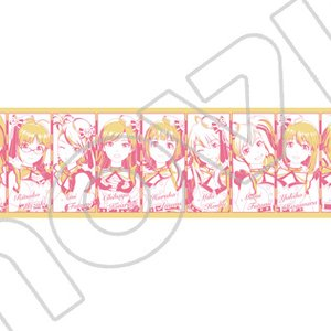 The Idolm@ster 765 Production All Stars Muffler Towel