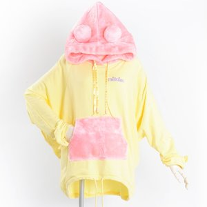 milklim Bear Transformation Hoodie