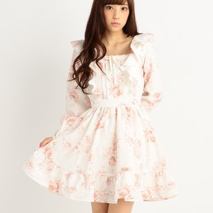 LIZ LISA Floating Rose Dress