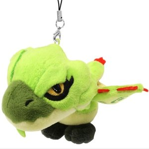 Plushies / Small Plushies / Monster Hunter Rathian Mini Plush