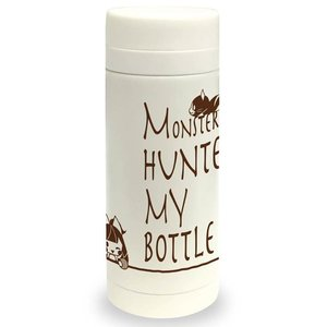 Home & Kitchen / Tumblers / Monster Hunter XX Kati & Milsee Stainless Steel Thermos Bottle