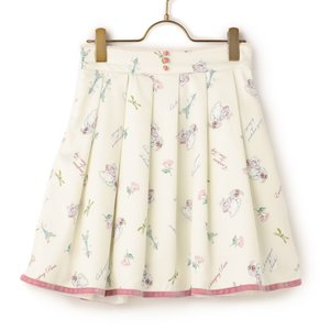 J-Fashion / Bottoms / LIZ LISA Cat in Cup Skirt