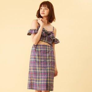 J-Fashion / Dresses / Honey Salon Vintage Checkered Dress
