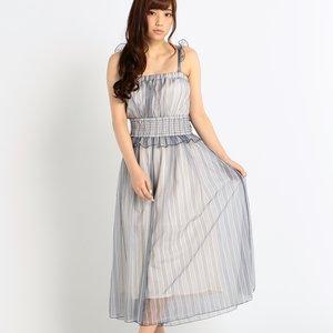 LIZ LISA Stripe Jumpsuit