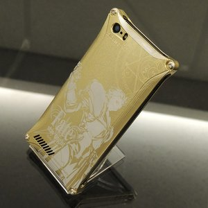 Fate/Stay Night x Gild Design iPhone 5/5s Smartphone Case - Gilgamesh