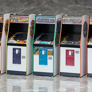 Toys & Knick-Knacks / Collectable Toys / Namco Arcade Machine Collection