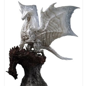 Figures & Dolls / Scale Figures / Capcom Figure Builder Monster Hunter Kushala Daora (Molting)