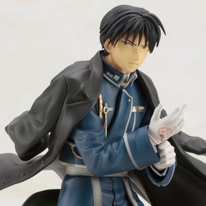 Figures & Dolls / Scale Figures / ArtFX J Fullmetal Alchemist: Brotherhood Roy Mustang
