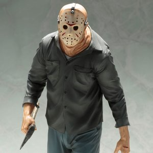 Figures & Dolls / Scale Figures / ArtFX Marvel Friday the 13th Part III Jason Voorhees
