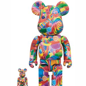 BE@RBRICK Dylan's Candy Bar 100% & 400%