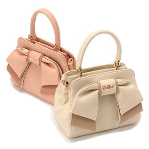 LIZ LISA Big Ribbon Tote