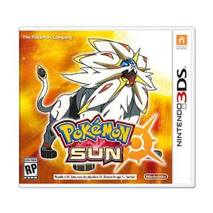 Gaming / Video Games / Pokémon Sun (3DS)