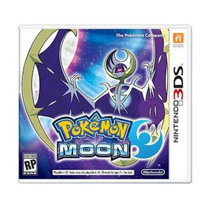 Gaming / Video Games / Pokémon Moon (3DS)